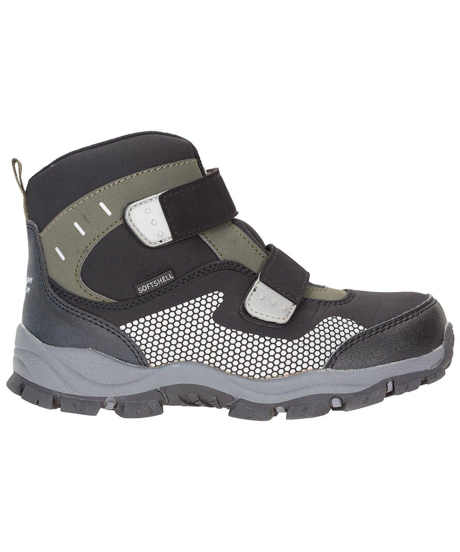 Buty jesienne dla dużych chłopców JOBMW400Z – czarny