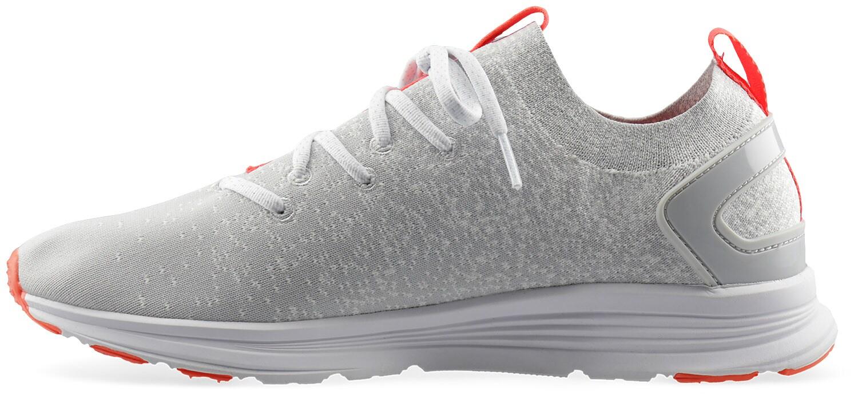 Buty sportowe damskie OBDS300 chłodny jasny szary melanż