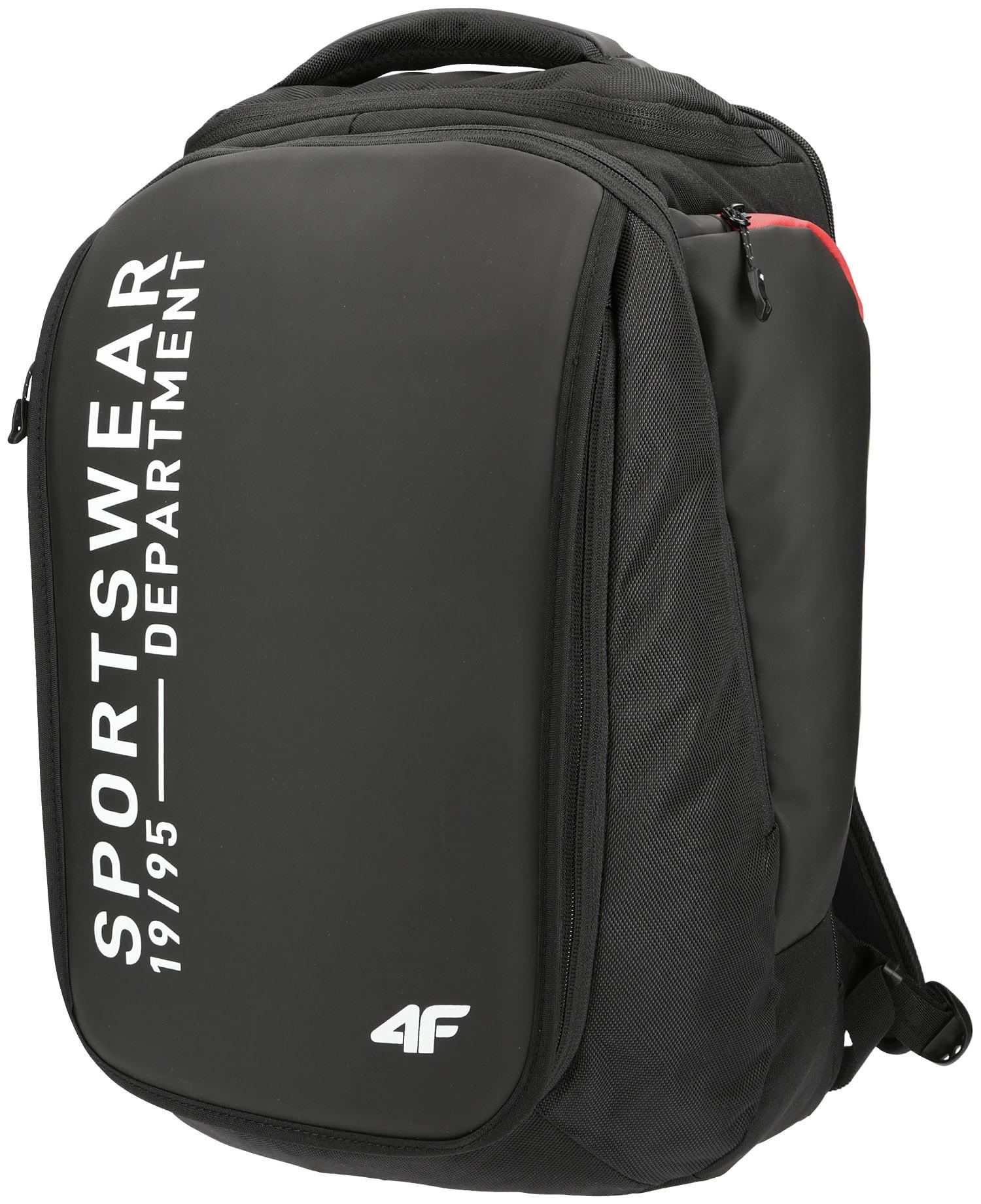 b98c9106da8a0 Plecak miejski PCF100 - głęboka czerń