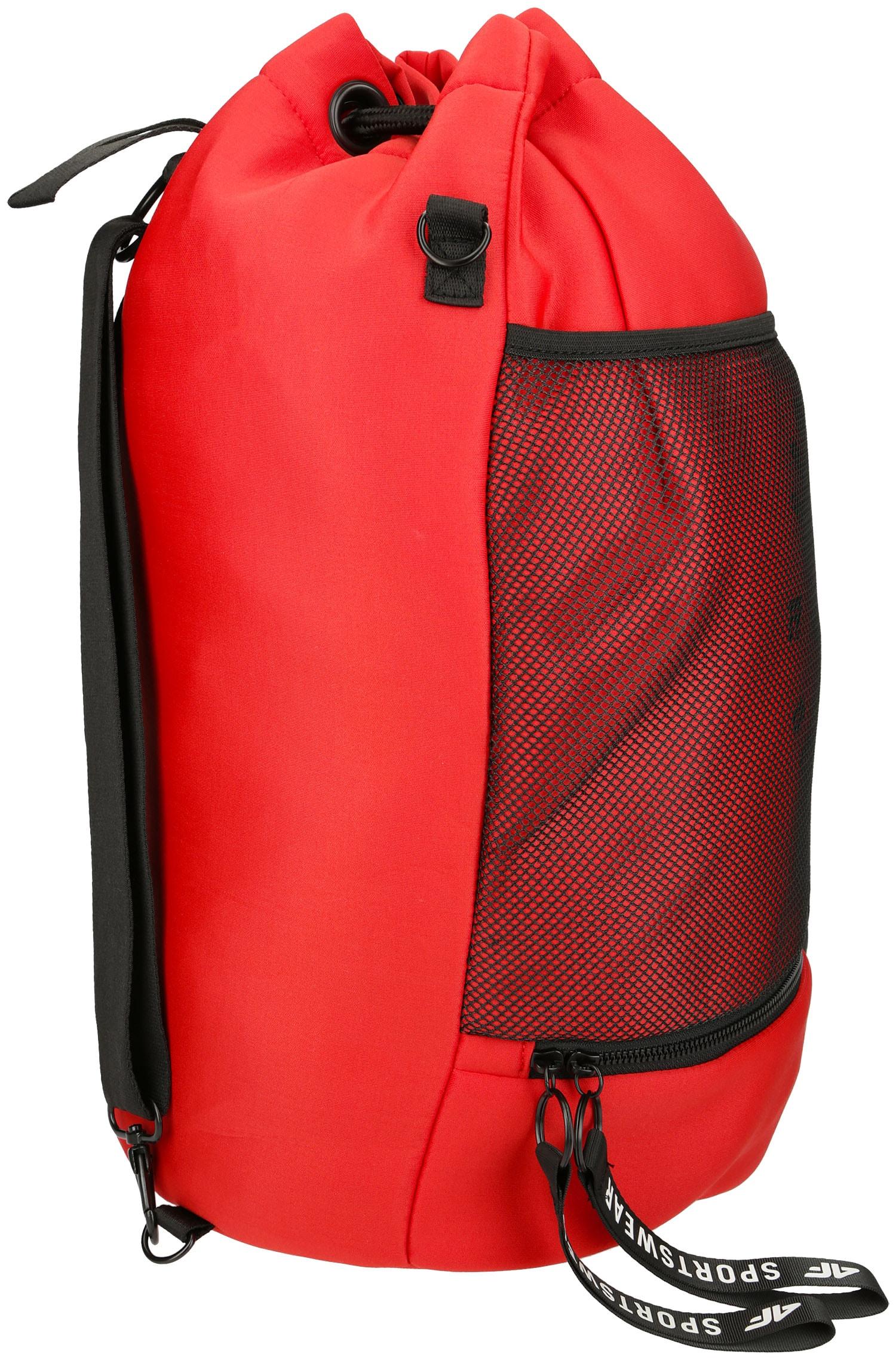 5ad2c9c01b0a0 Plecak miejski PCU203 - czerwony