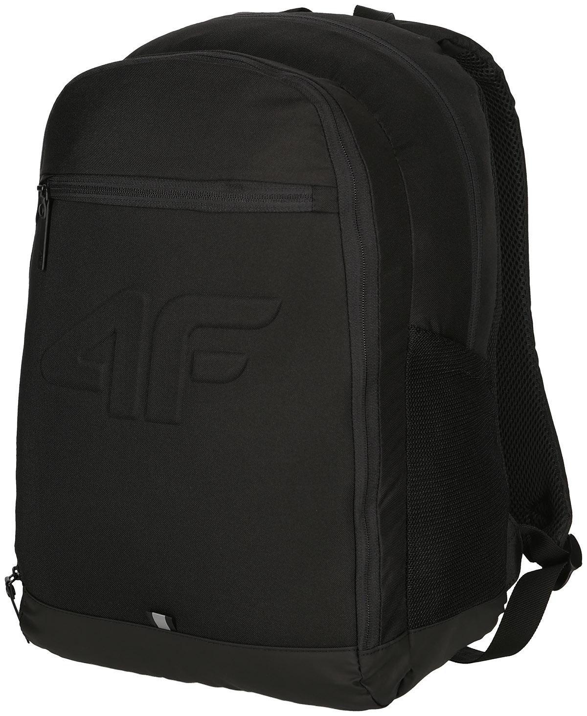 6fca67f86bd8e Kupić.pl - 4F - Plecak miejski PCU300 - głęboka czerń