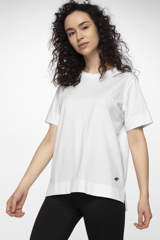 T-shirt damski TSD290 - biały