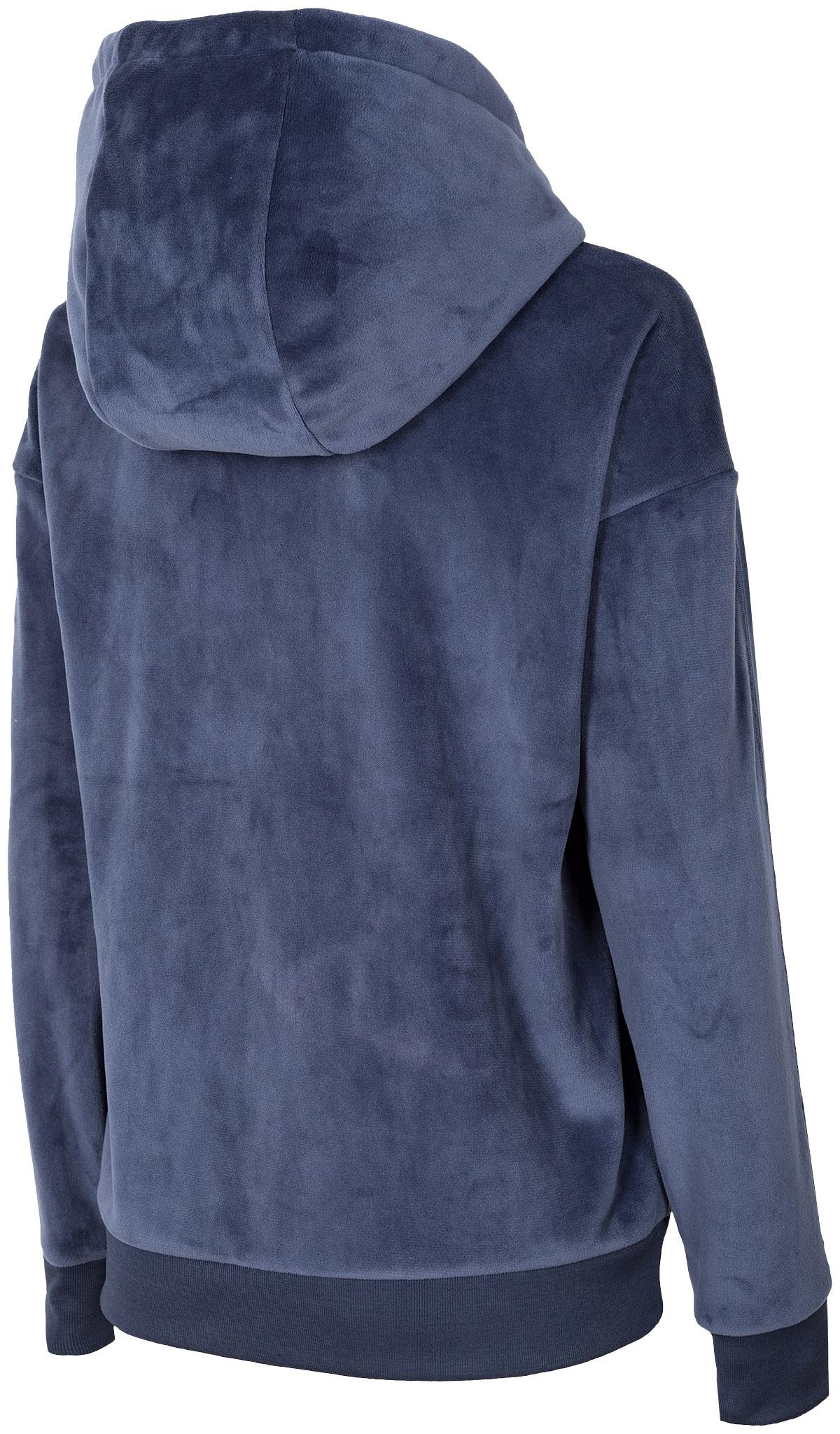 Bluza damska BLD228 ciemny granat