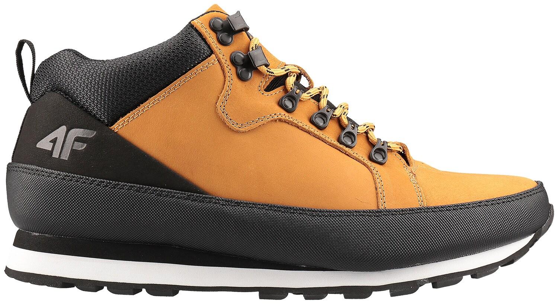 91e54d03 Buty trekkingowe męskie OBMH202 - beż