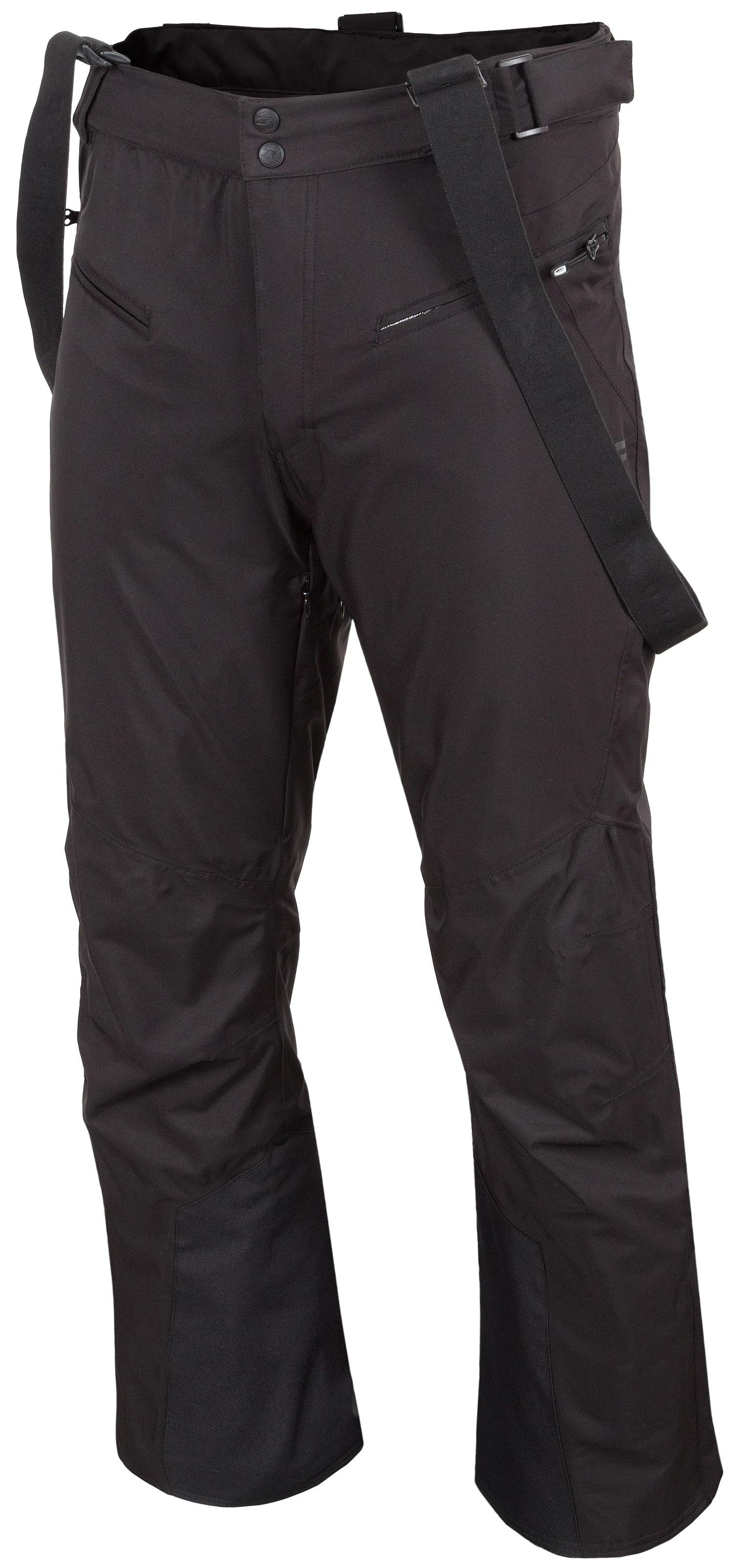 a2afa3ac3 Spodnie narciarskie męskie SPMN251 - głęboka czerń