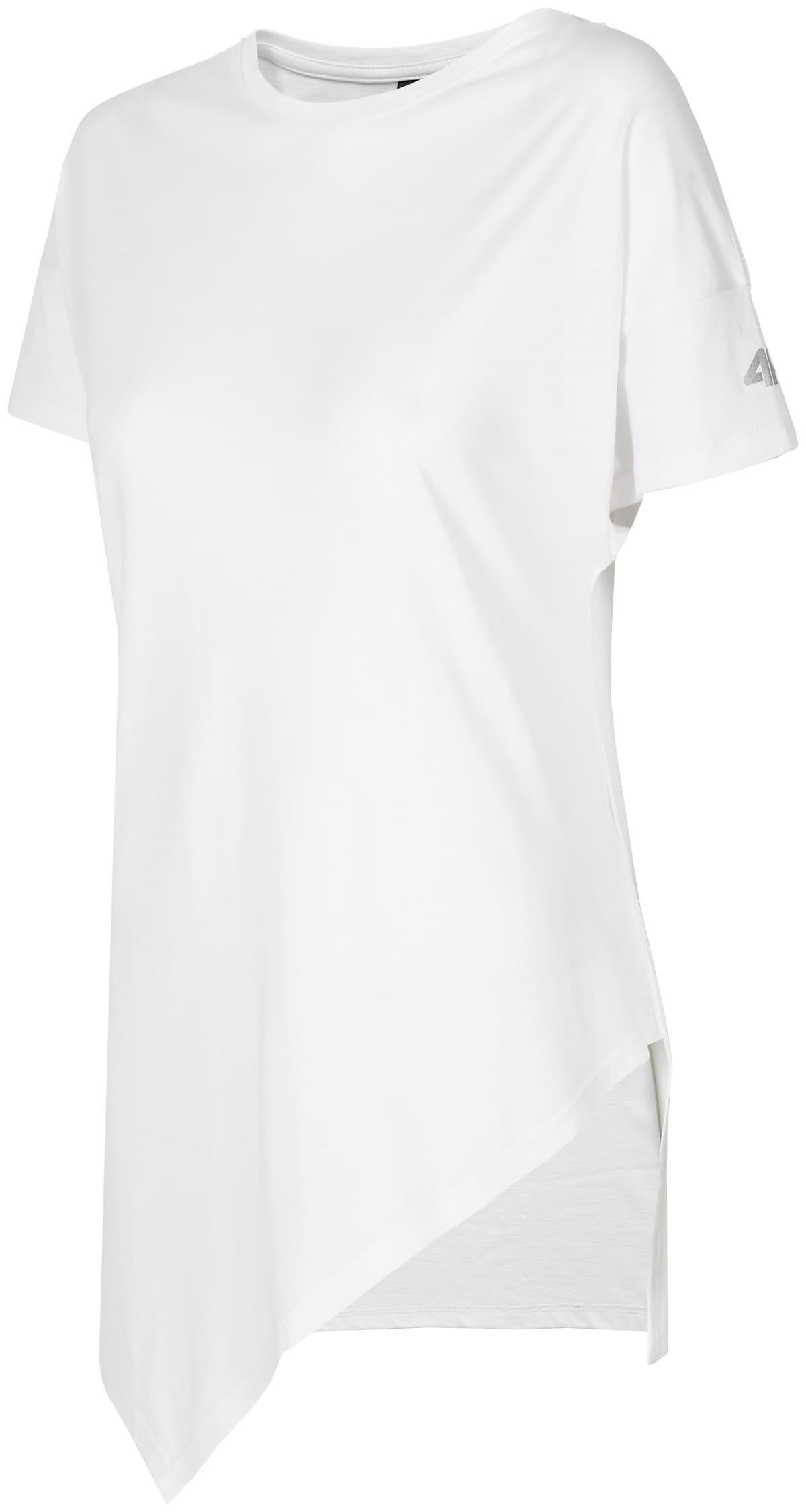 T-shirt damski TSD207 - biały