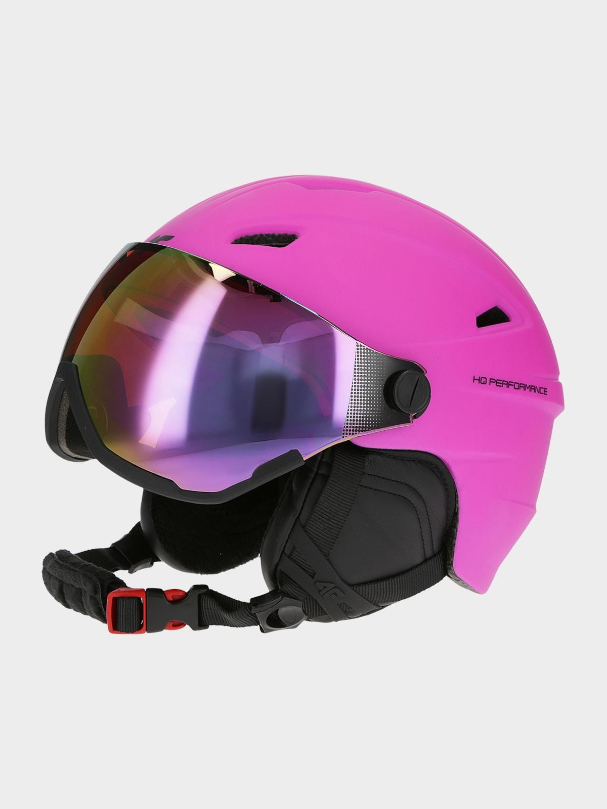 Dámská lyžařská helma -