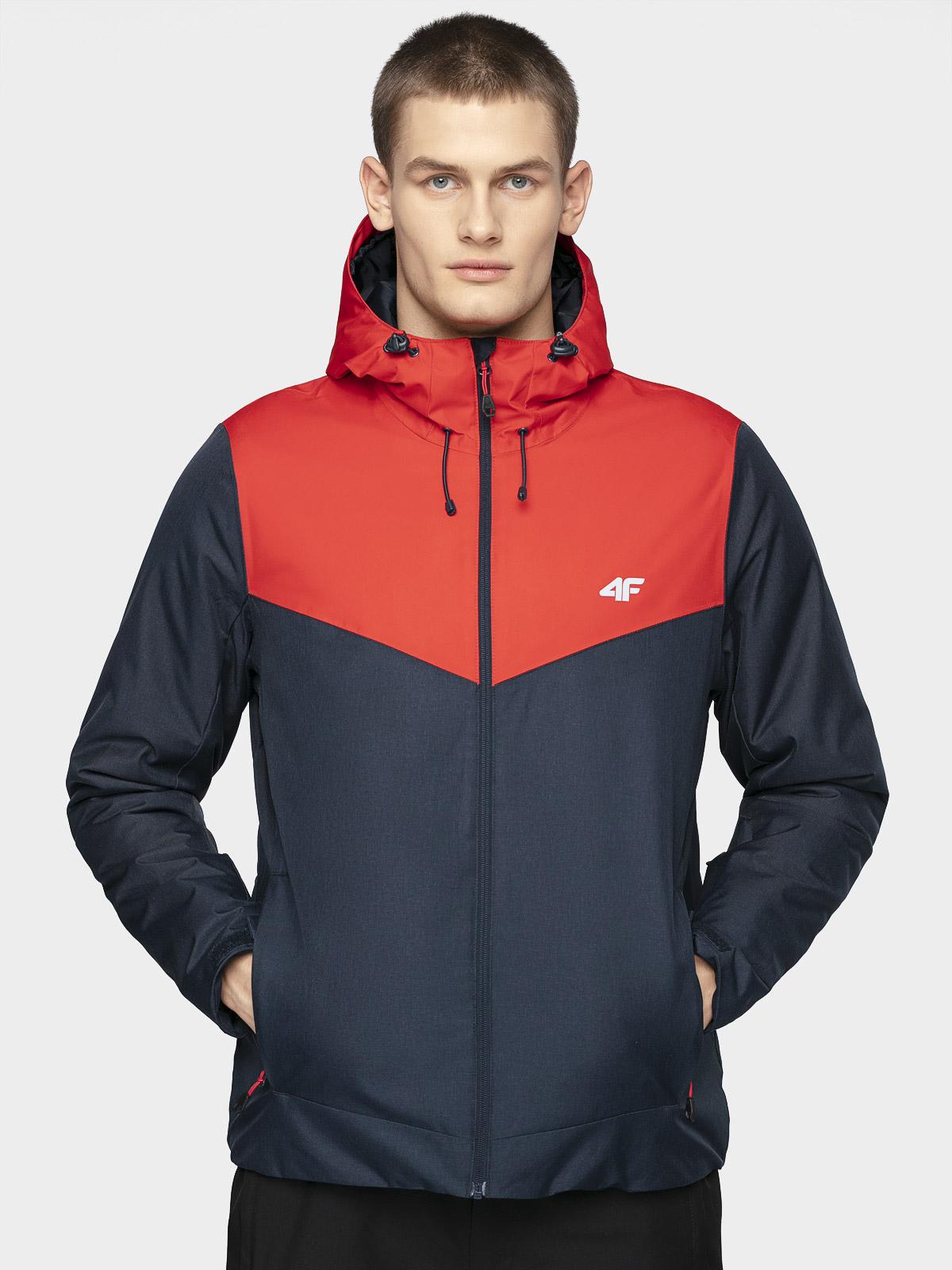 Kurtka narciarska męska