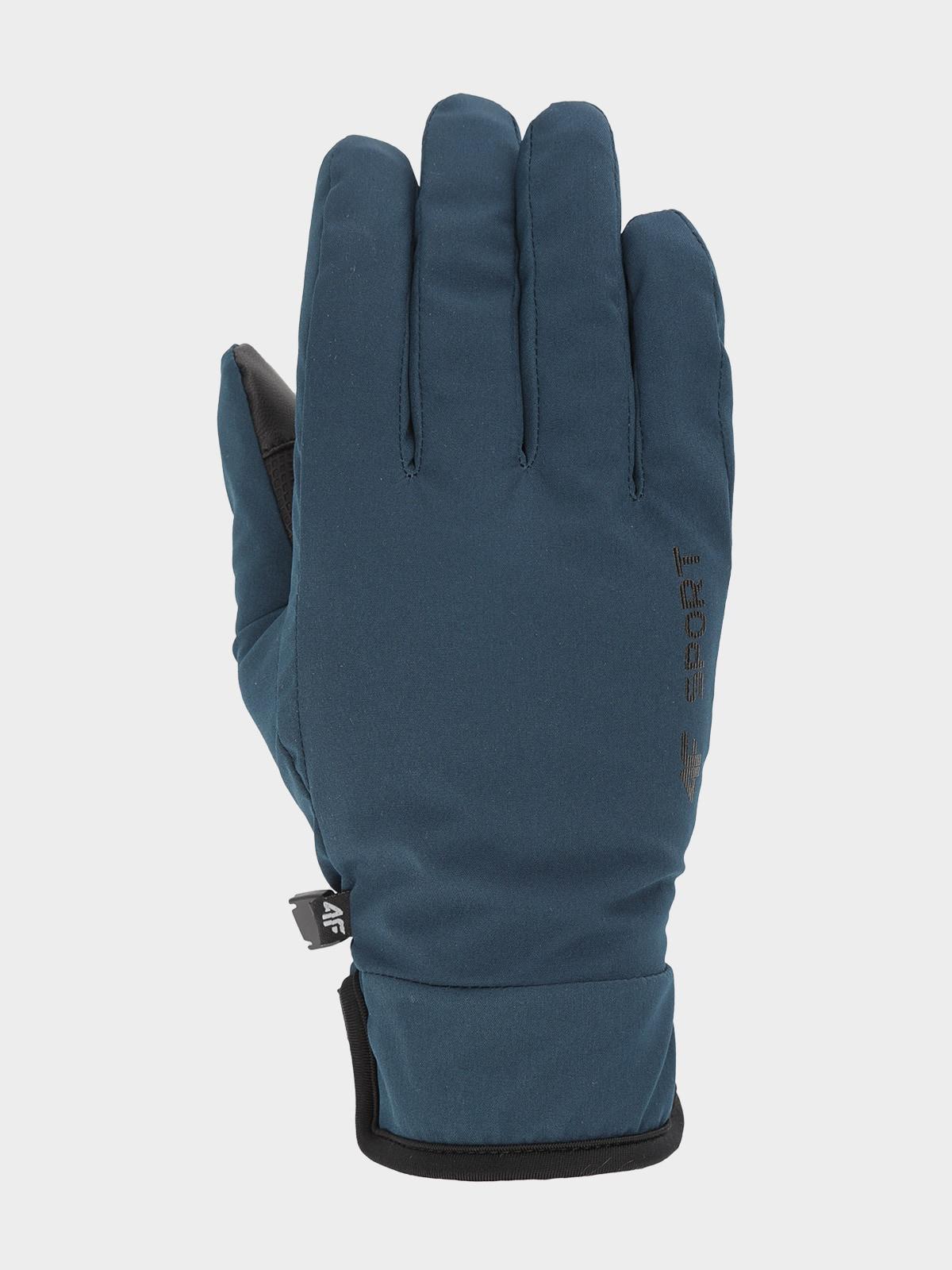 Rukavice REU100 - tmavě modrá -