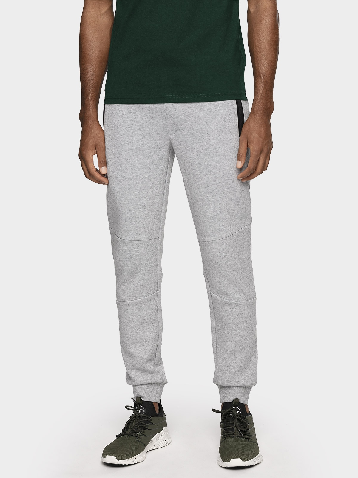 Pantaloni de molton pentru bărbați