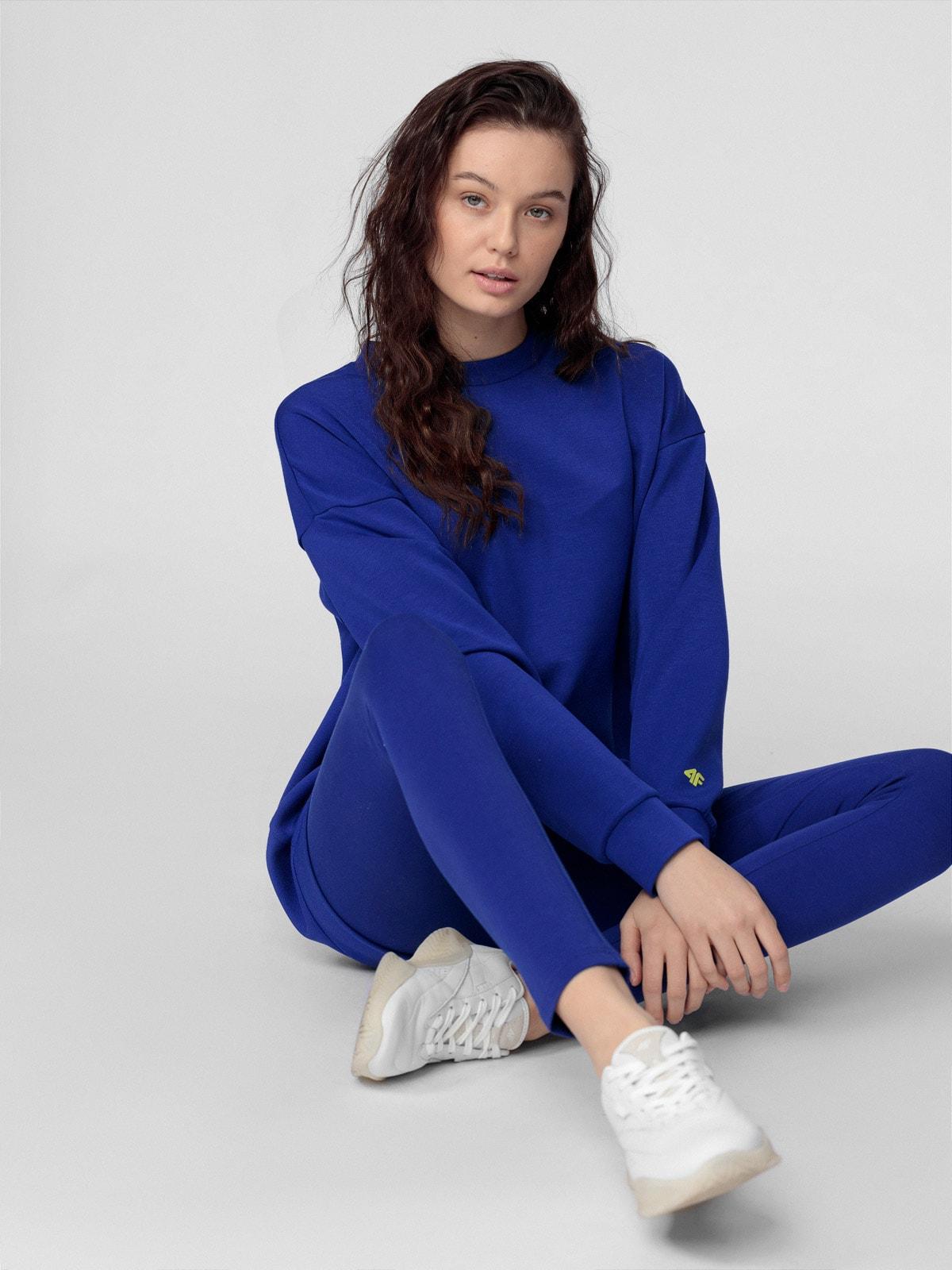 Bluza oversize damska