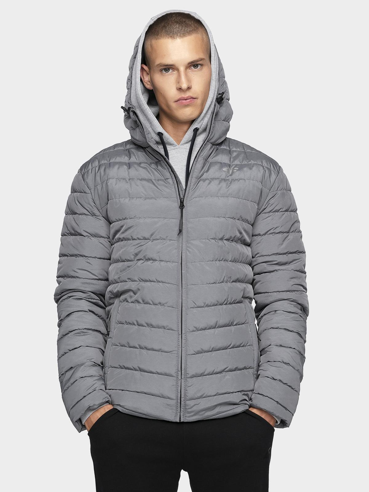 Jachetă din puf pentru bărbați