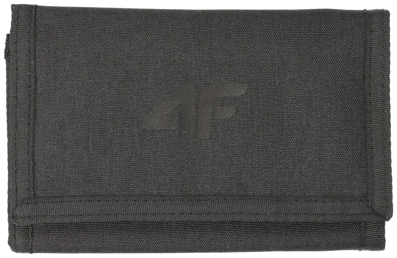 Portofel PRT001 - negru intens melanj
