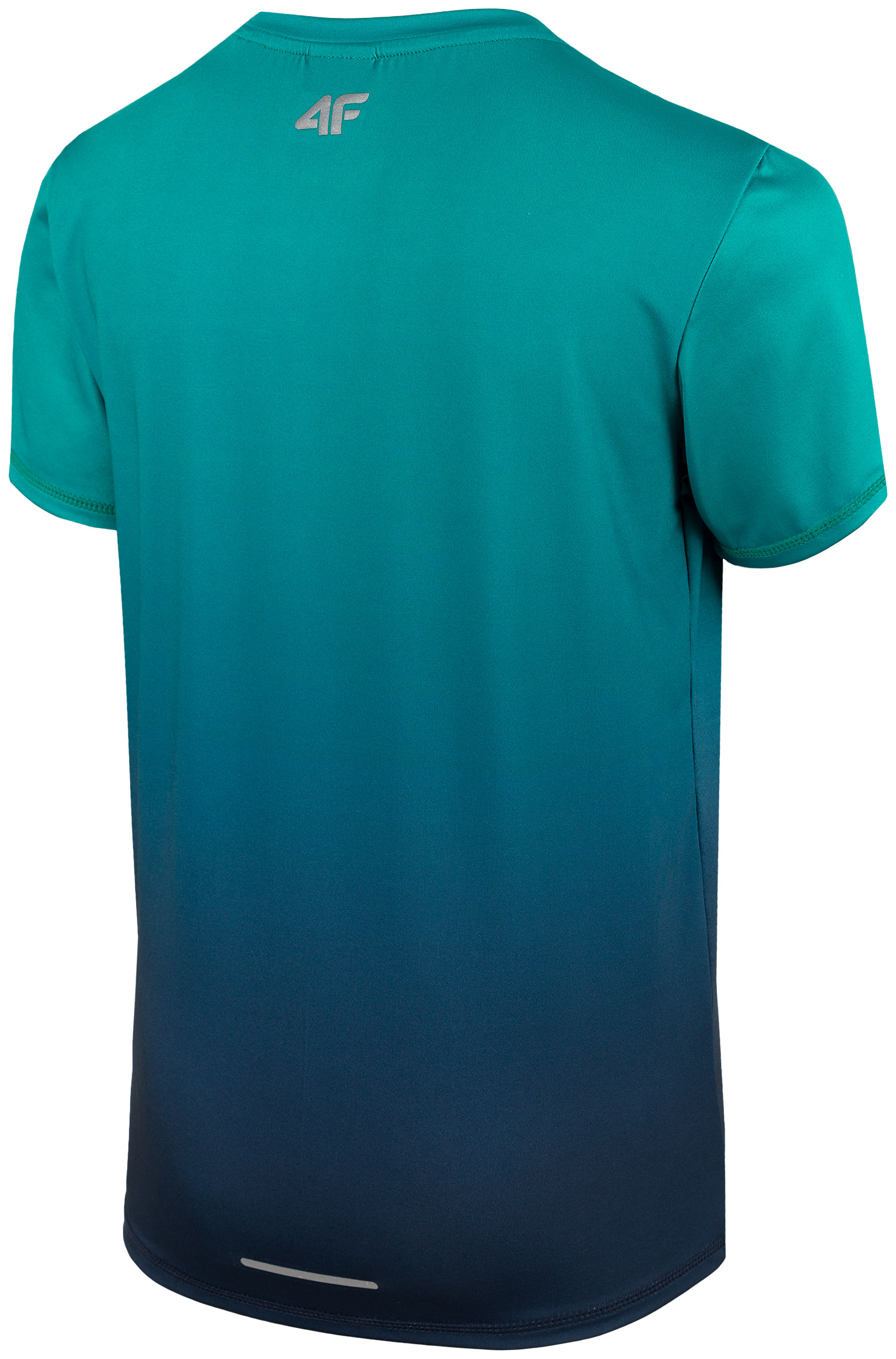 26af3054b T-shirt chłopięcy (122-164) JTSM412 - błękit turkusowy
