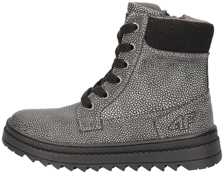 Buty jesienne dla dużych dzieci (dziewcząt) JOBDA201 – szary