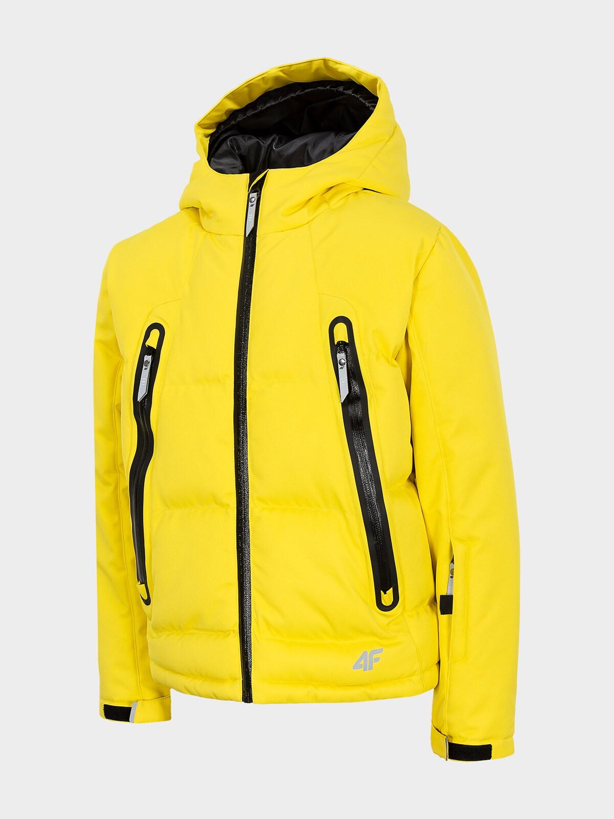 Chlapecká lyžařská bunda (122-164) -