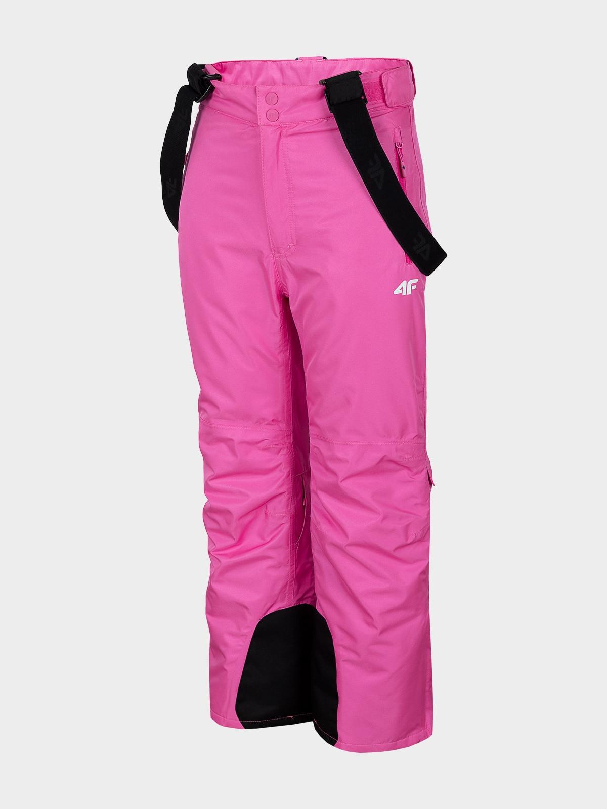 Dívčí lyžařské kalhoty (122-164) -