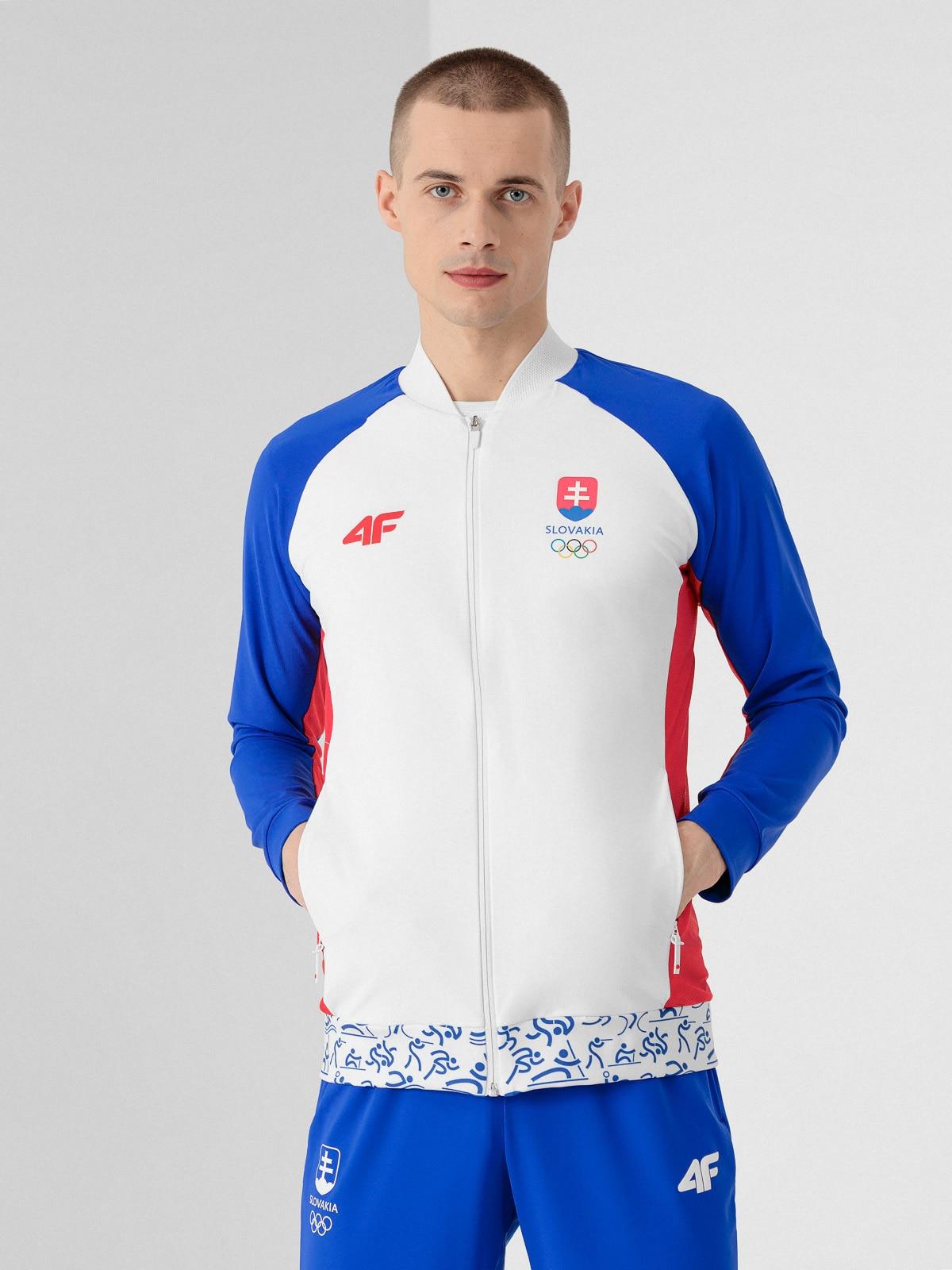 Bluza męska Słowacja - Tokio 2020