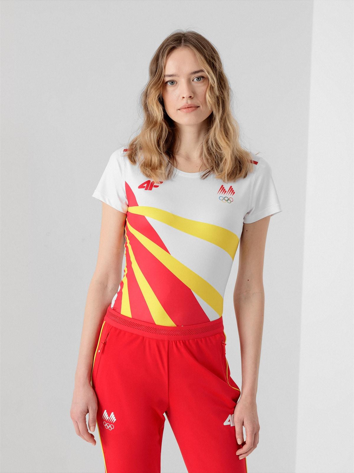 Koszulka funkcyjna damska Macedonia - Tokio 2020