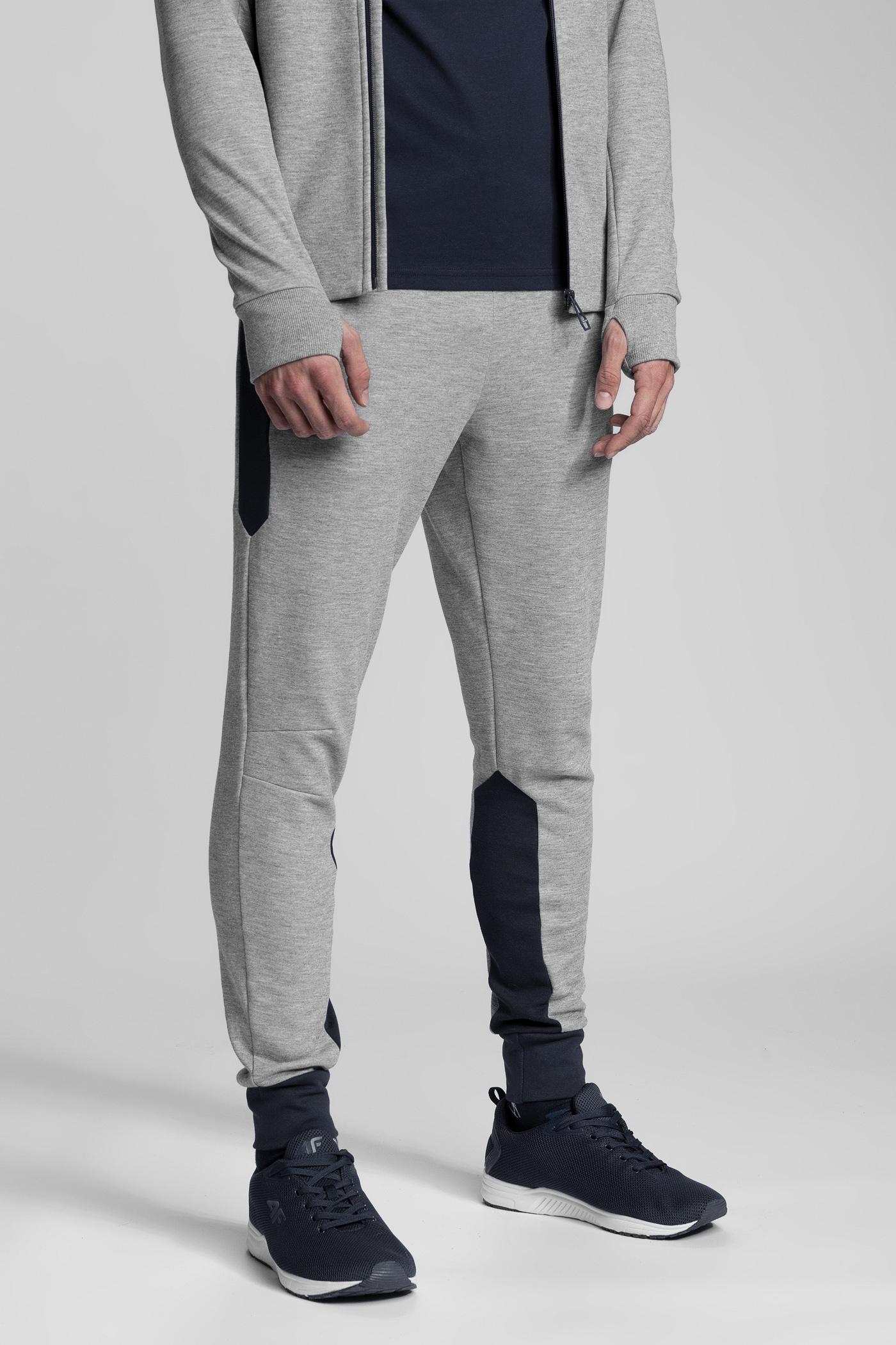 e36f4a9ac420 Kupić.pl - 4F - Spodnie dresowe męskie SPMD302 - głęboka czerń melanż