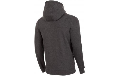 Bluza męska BLM300 - ciemny szary melanż
