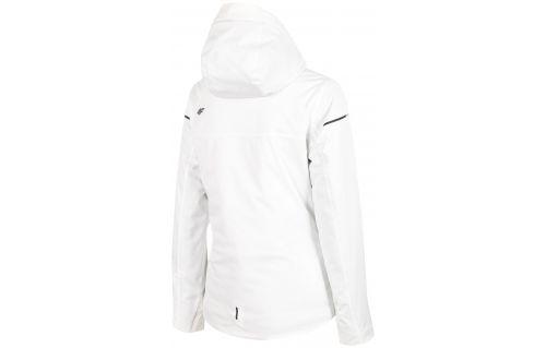 Kurtka narciarska damska KUDN300 - biały