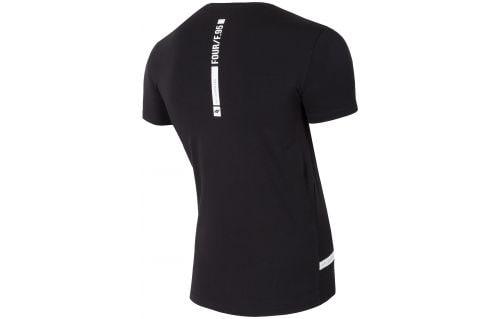 T-shirt męski TSM207 - głęboka czerń