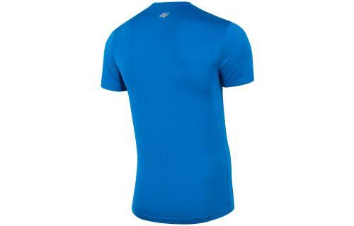 Koszulka treningowa męska TSMF300 - kobalt