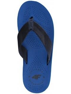 ad306e95eec7c Japonki, klapki meskie 4F | Kolory: Niebieski