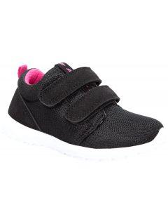 Buty sportowe dla dużych dziewcząt JOBDS200z - czarny