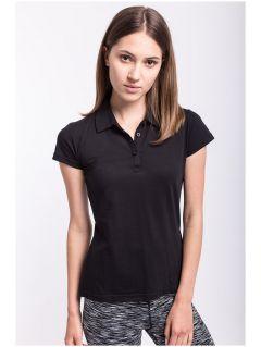 Koszulka polo damska TSD050z - czarny