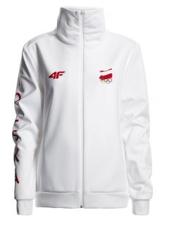 Bluza defiladowa damska Polska Pyeongchang 2018 BLD902R - biały