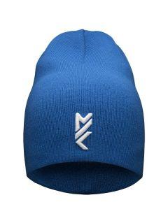 Czapka męska Maciek Kot Collection CAM502 - niebieski