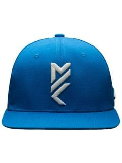 Czapka męska Maciek Kot Collection CAM501 - niebieski