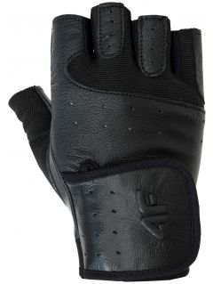 Rękawiczki sportowe RRU004 - głęboka czerń