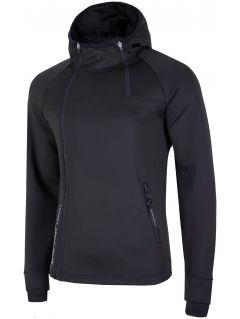 Bluza męska BLM212 - głęboka czerń