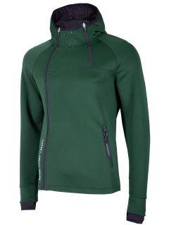 Bluza męska BLM212 - ciemna zieleń