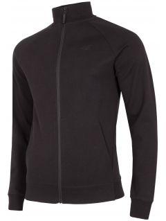 Bluza męska BLM304 - głęboka czerń