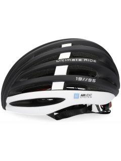 Kask rowerowy uniseks KSR101 - głęboka czerń