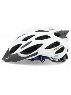 Kask rowerowy uniseks KSR300 - biały