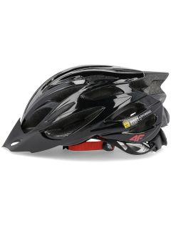 Kask rowerowy uniseks KSR300 - głęboka czerń