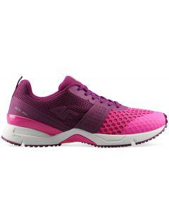 Buty do biegania damskie OBDS100 - różowy