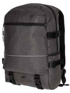 Plecak miejski PCU211 - średni szary melanż