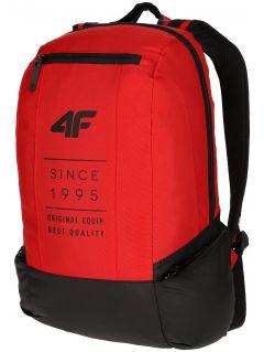 Plecak miejski PCU215 - czerwony