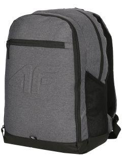 Plecak miejski PCU300 - średni szary melanż