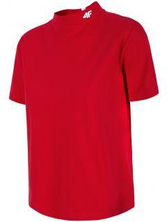 T-shirt damski TSD262 - czerwony