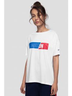 T-shirt damski TSD264 - biały