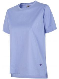 T-shirt damski TSD290 - jasny niebieski