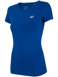 Koszulka treningowa damska TSDF302 - kobalt