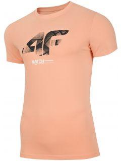 0aca274d49fc T-shirty męskie 4F - Koszulki bawełniane i termoaktywne